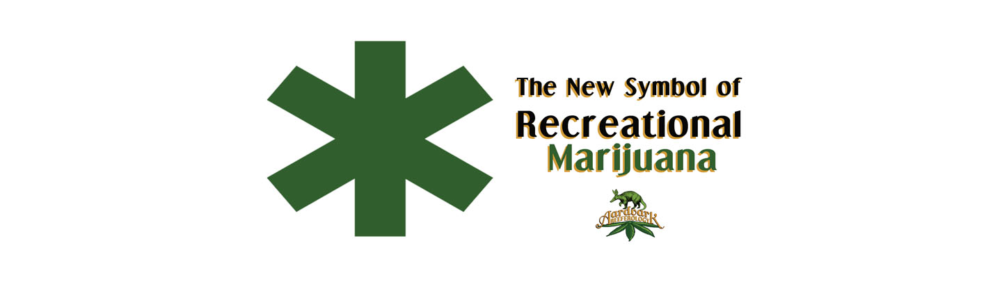 The New Symbol Of Recreational Marijuana Aardvark Reeferology